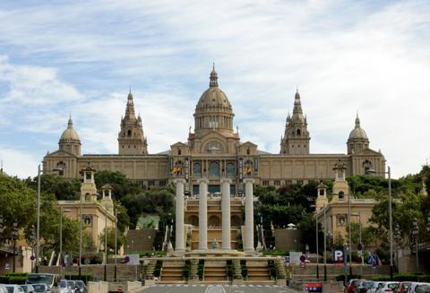 Город Барселона Испания описание города транспорт климат  Барселона