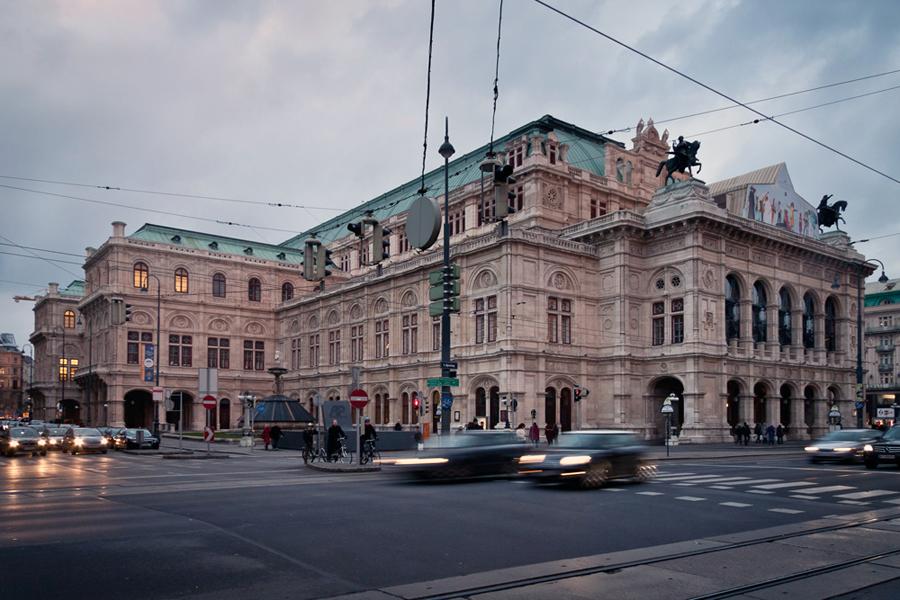 Как добраться из Праги в Вену от 14