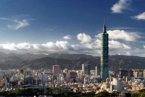 Небоскреб Тайбэй-101 - один из главных символов города Тайбэй Кратко по Тайбэю taipei 101