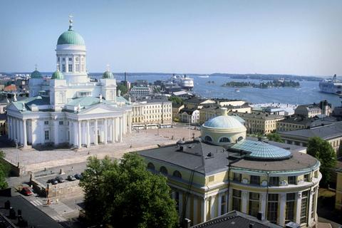 Хельсинки, Кафедральный собор (Николаевский собор)