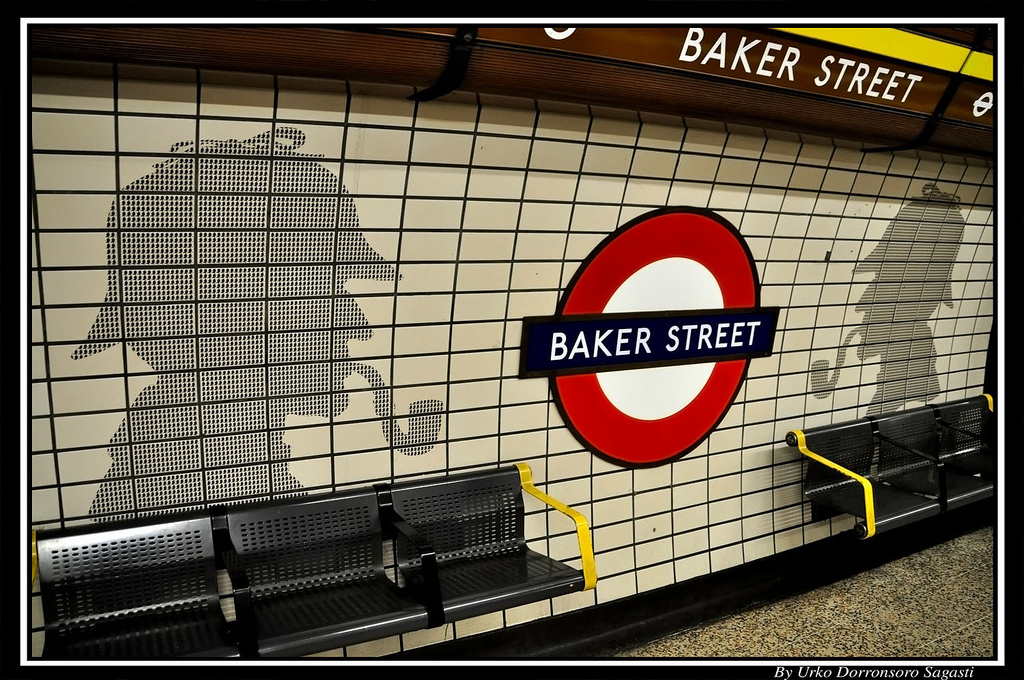 Станция метро Baker Street, Лондон.jpg