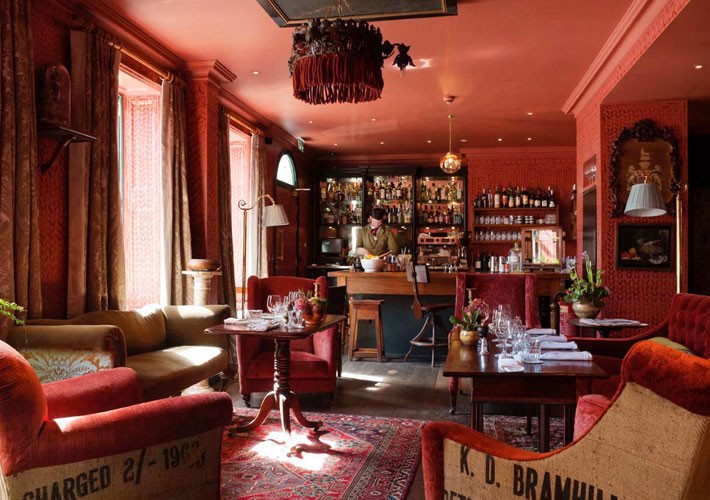 Лучшие коктейли в отеле The Zetter Townhouse, Clerkenwell.jpg