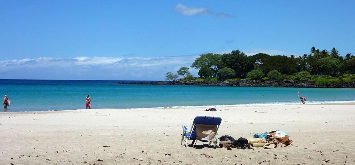 Как провести майские каникулы на пляже