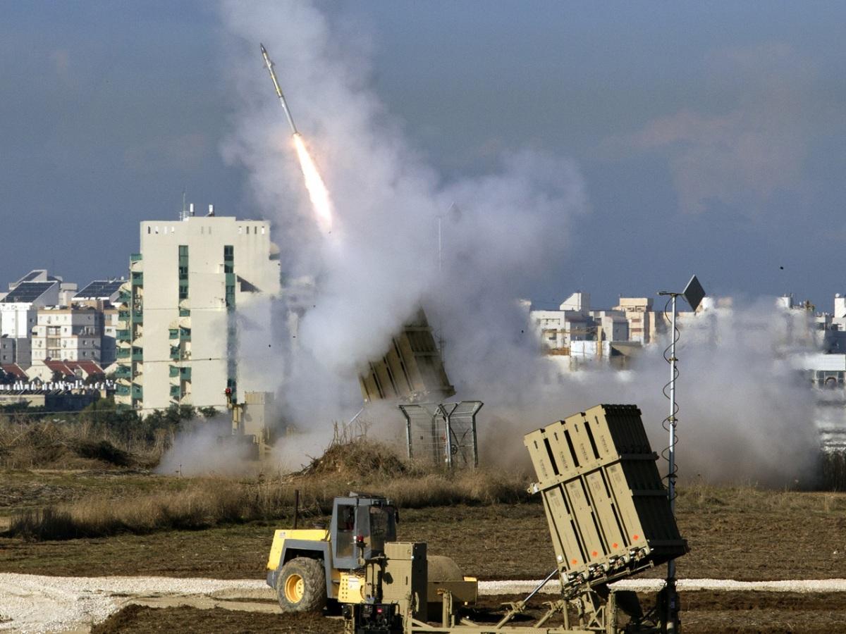 Только сегодня число ракет выпущенных по Израилю превысило 100 штук.jpg