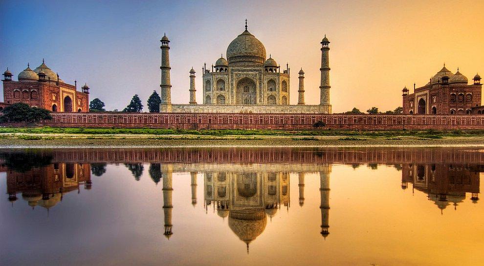 Тадж-Махал, Индия.jpg