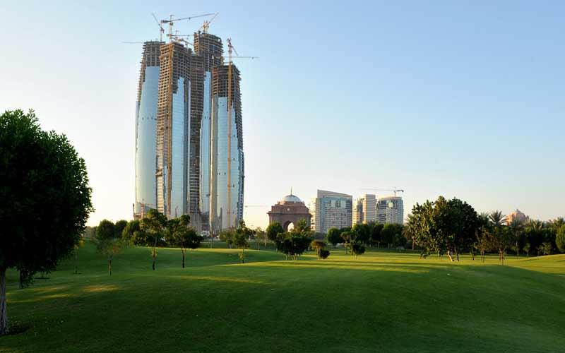 Комплекс Etihad Towers.jpg