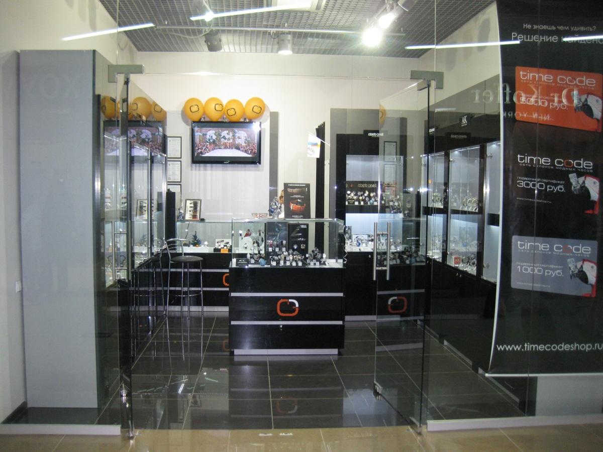 Салон модных часов Time Code, ТРЦ Макси, 1-й этаж.JPG