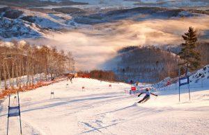 Едем на Урал кататься на лыжах!