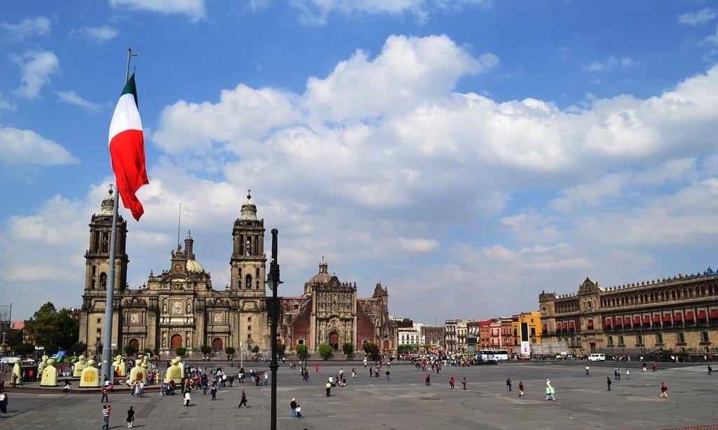 Какая погода в Мехико в июле?