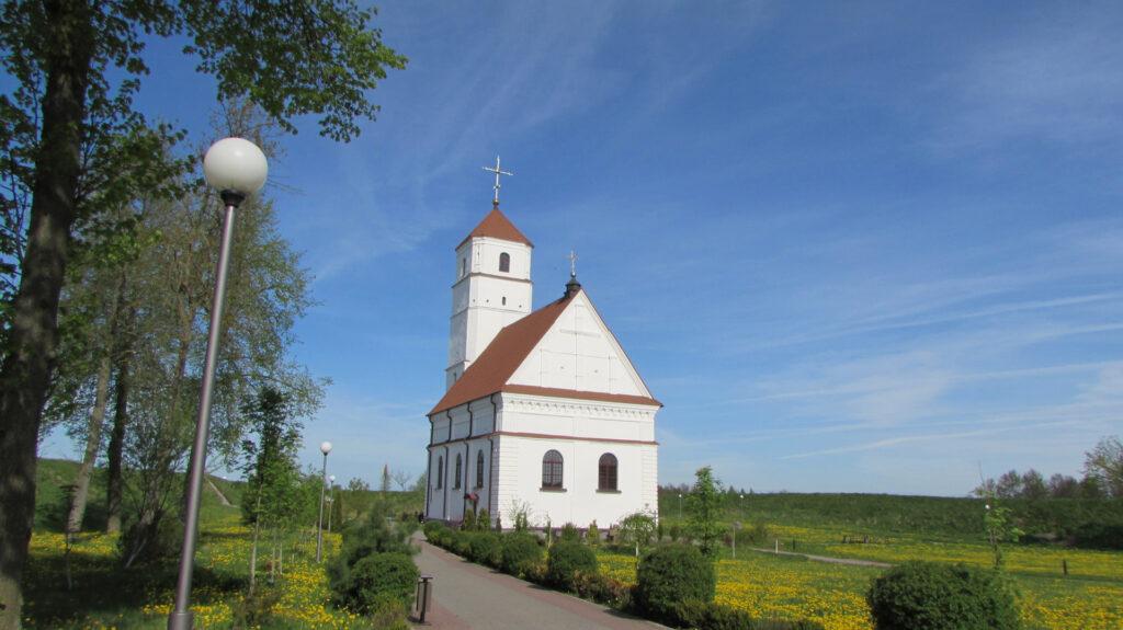 Заславский замок – древность Белоруссии