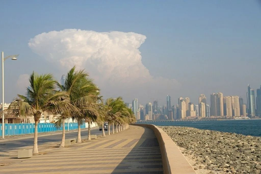 Какая погода в Дубае в декабре?