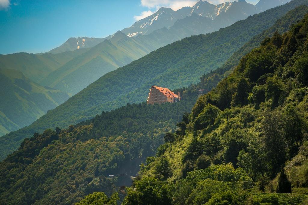 Отдых в санатории в горах Ингушетии